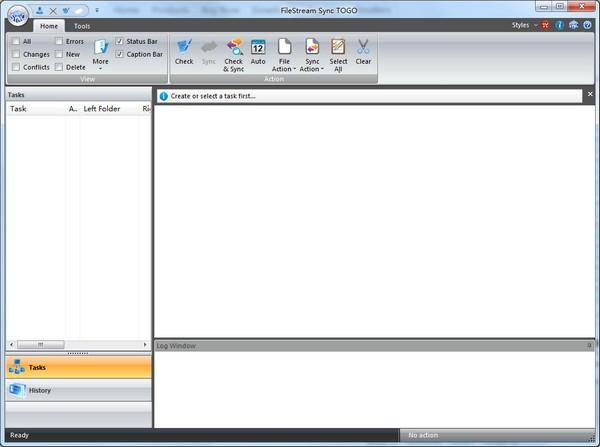 FileStream Sync TOGO(文件同步管理软件)下载