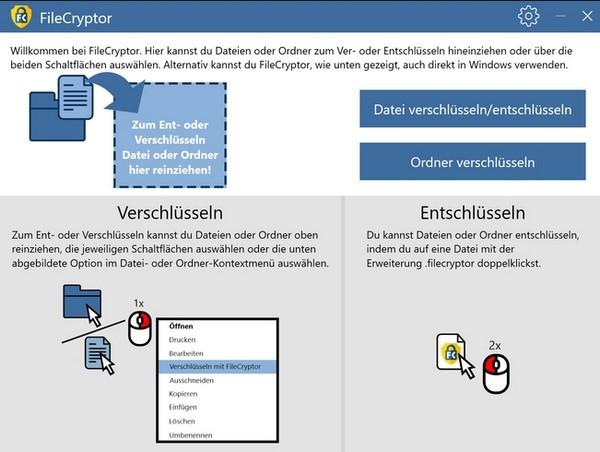 Abelssoft FileCryptor(文件夹加密软件)下载