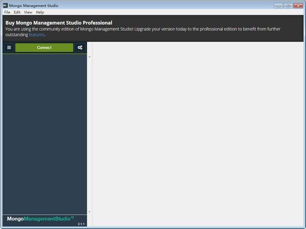 Mongo Management Studio(MongoDB GUI工具)