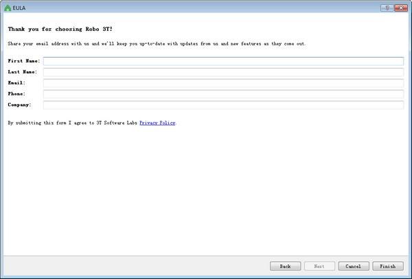 Robo 3T(MongoDB可视化工具)
