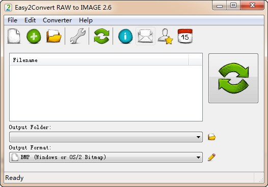 Easy2Convert RAW to IMAGE(RAW转换器)