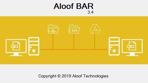 Aloof BAR(数据同步软件)
