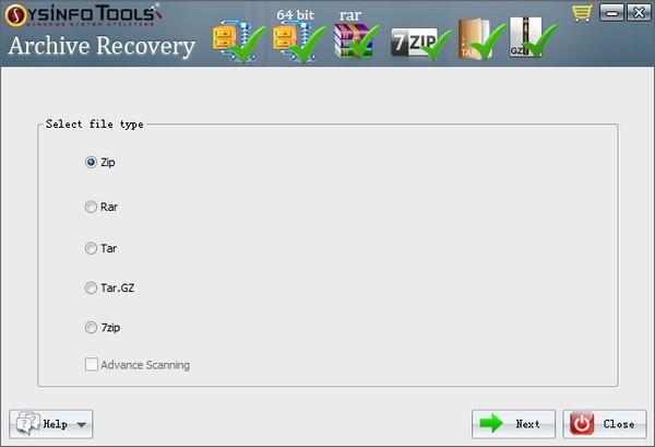 SysInfoTools Archive Repair(文件修复工具)