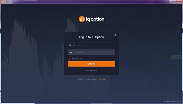 IQ Option(投资交易软件)