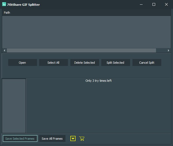 7thShare GIF Splitter(GIF拆分软件)