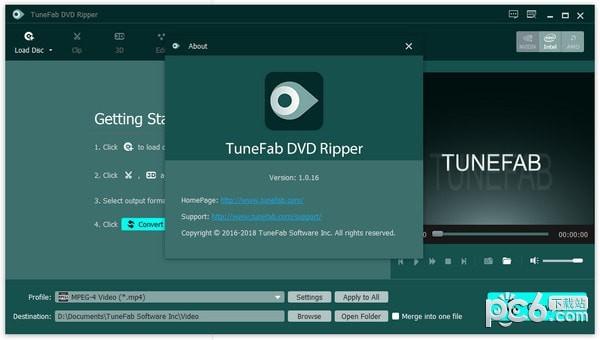 TuneFab DVD Ripper破解版