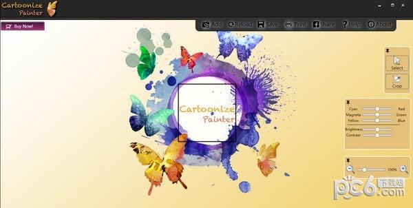 Cartoonize Painter(照片转手绘软件)