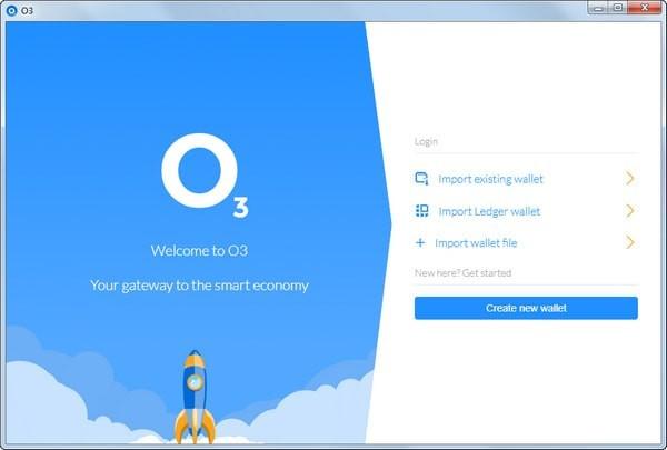 O3(区块链跨平台客户端)