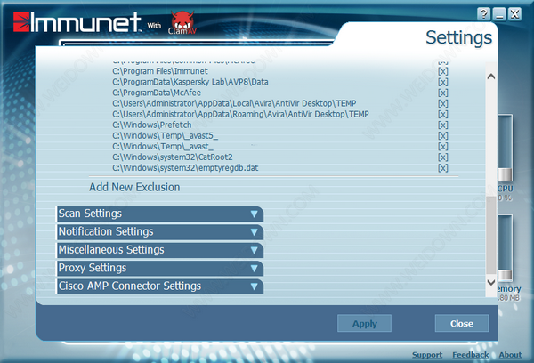 Immunet(电脑杀毒软件)下载