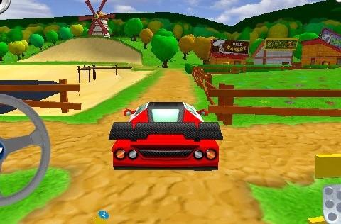镇的种族停车软件截图3