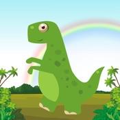 恐龙益智拼图