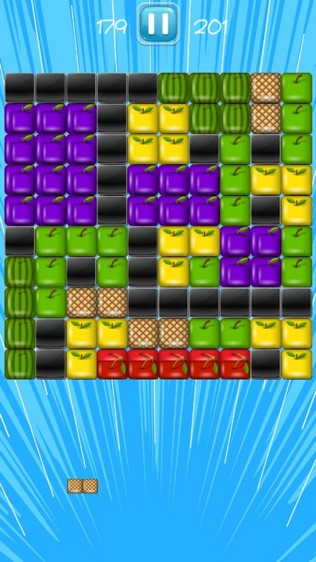 水果盒拼图软件截图2