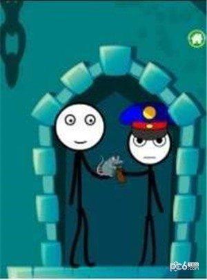 火柴人逃离城堡软件截图2