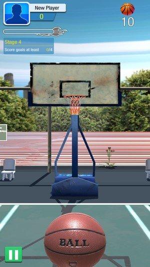 高空投篮软件截图1