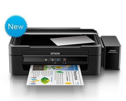 爱普生L380/L383打印机驱动