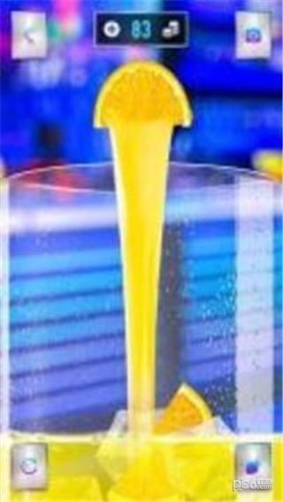 夏日喝果汁模拟器