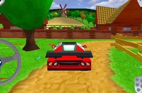 镇的种族停车软件截图2