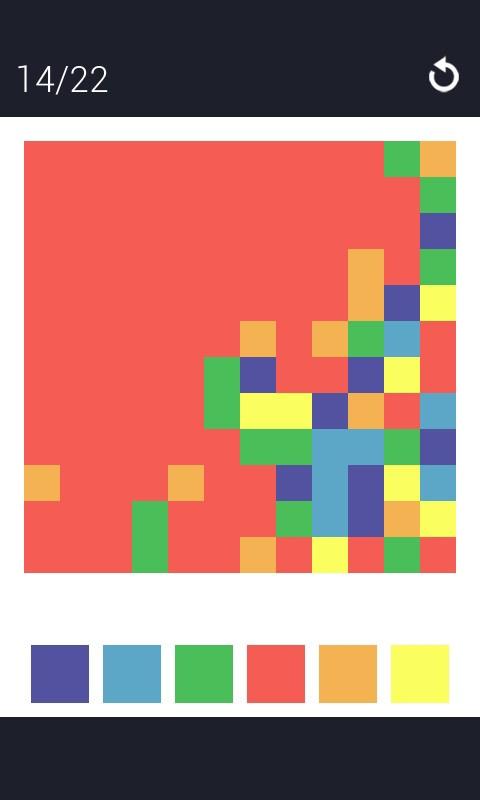 颜色洪水来袭软件截图1