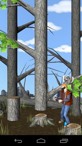 伐木工人软件截图1