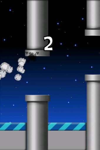 Flappy Bird Space(太空版)