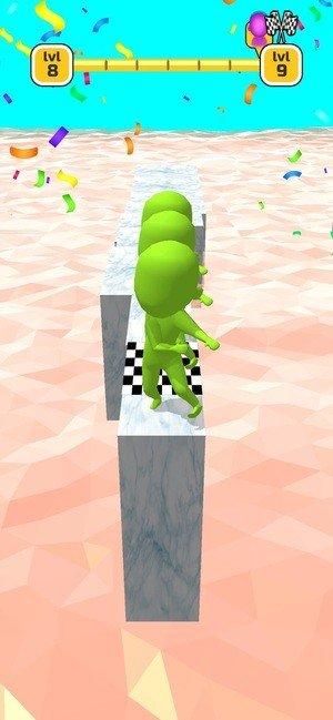 人群跳跃3D软件截图2