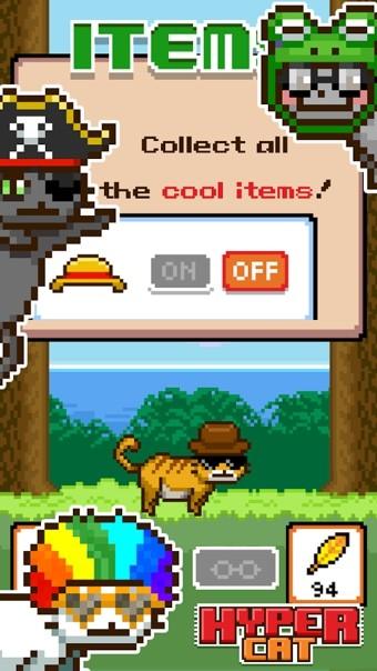 奔放的猫软件截图0