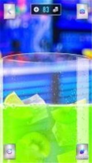 夏日喝果汁模拟器软件截图1