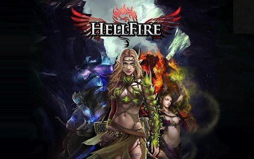 地狱之火狂战软件截图0