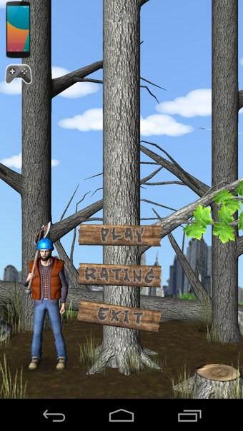 伐木工人软件截图2