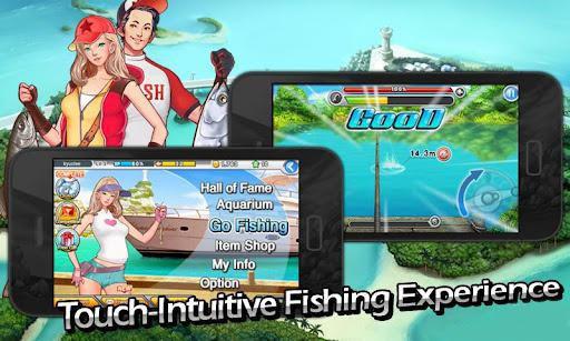 钓鱼明星(Fishing Superstars)软件截图1
