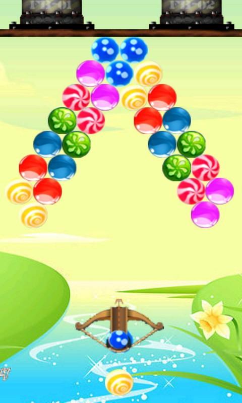 糖果泡泡龙消消乐软件截图1