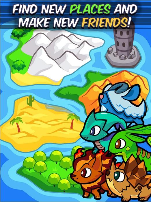 世界怪物消除战软件截图2