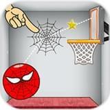 蜘蛛侠投篮比赛