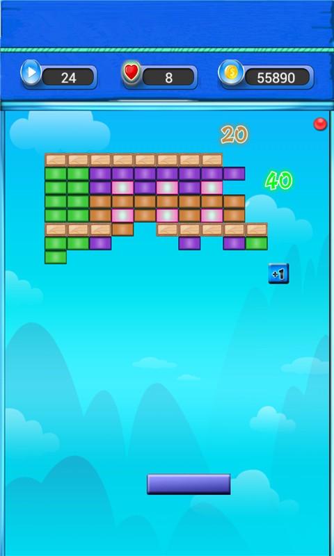 彩砖打砖块软件截图1
