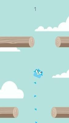 跳跃呆鸟软件截图1