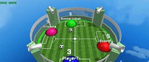 桌面足球大作战软件截图0