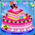蛋糕装饰烹饪游戏