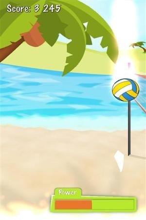 Volleyball Beach软件截图1