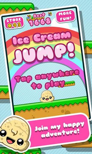 跳跃冰激凌软件截图0