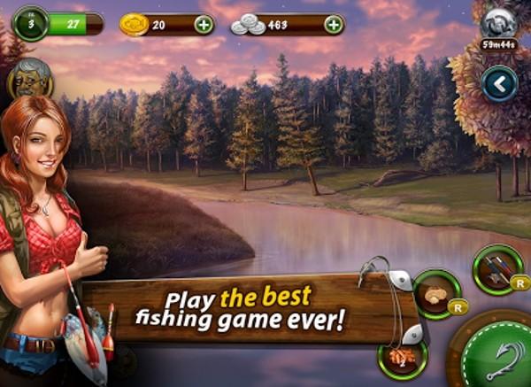 钓鱼去软件截图1