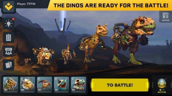 恐龙特工队软件截图0