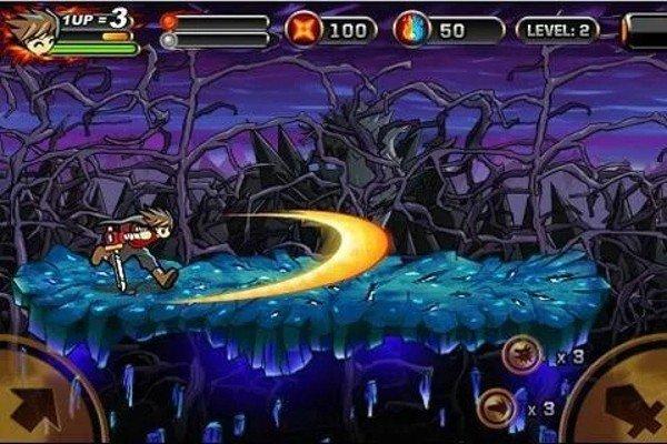 魔界忍者2任务