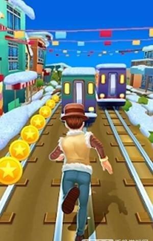 公主铁道酷跑软件截图1