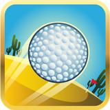 3D卡通沙漠迷你高尔夫
