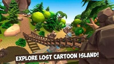 单机游戏荒岛生存下载