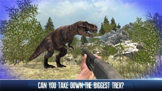 侏罗纪猎人生存下载