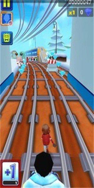 无止境的地铁