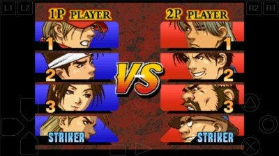 拳皇99PS版