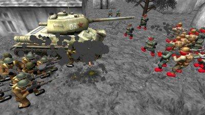 火柴人战斗模拟器二战