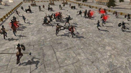 中世纪战士战争模拟器